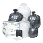 High Density Natural Can Liner - 38 in. x 60 in.