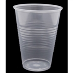 Lion Translucent Polypropylene Cold Cup - 7 oz.
