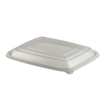 LH1200 Mega Meal Clear Lid - 12.38 in. x 10.25 in. x 1.22 in.