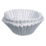 Coffee Filter 12 Cup White - 9.75 in. x 4.25 in.