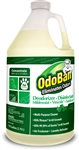 OdoBan Concentrates Deodorizes and Disinfectant Eucalyptus Scent - 1 Gal.