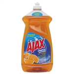 Ajax Triple Action Dish Liquid Orange - 52 Oz.