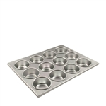 Crestware  MUF-12  Muffin Pan 12 Cup
