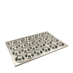 Crestware  MUF-24  Muffin Pan 24 Cup