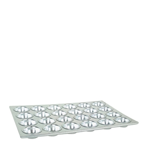 Thunder Group ALKMP024 Muffin Pan 24 Cup