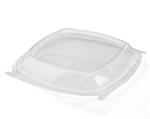 CaterLine Contours Square Dome Lid - 9 in. x 9 in.