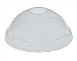 Solo Ultra Clear Dome With Hole Lid