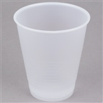Conex Galaxy Polystyrene Translucent Squat Cold Cups Plastic - 12 Oz.