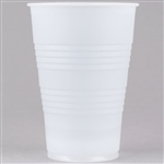 Conex Galaxy Polystyrene Translucent Tall Cold Cups Plastic - 16 Oz.