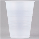 Conex Galaxy Polystyrene Translucent Squat Cold Cups Plastic - 16 Oz.
