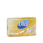 Dial Antibacterial Deodorant Bar Soap Gold - 4 Oz.