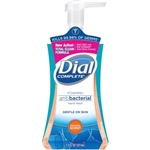 Dial Complete Antibacterial Foaming Hand Wash Pump - 7.5 Oz.
