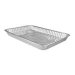 Aluminum Sheet Pan Silver and Clear