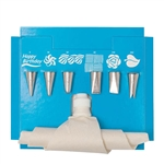 August Thomsen Ateco 334 Piping Bag & Tips