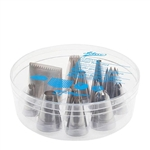 August Thomsen Ateco 786 Piping Tips Assorted
