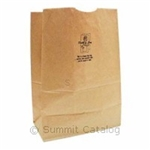 Kraft D-Carry Bag - 12 in. x 7 in. x 17 in.