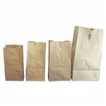 Kraft Grocery Bags 100 Percent Recycled - 8 Lb.