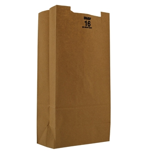 Bulwark Grocery Bag Kraft Paper - 16 Lb.