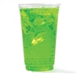 GC90F Old Fashioned Clear Greenware Cup - 9 Oz.