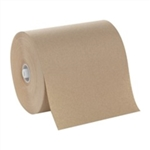 Brown Paper Towels Roll - 8.25 in. x 700 Ft.