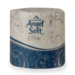 Angel Soft Ultra 2 Ply White Bathroom Tissue - 4.5 in. x 4.05 in.