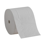 Compact Coreless 2 Ply Tissue White - 3.85 in. x 4.05 in.