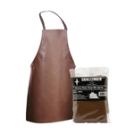 Challenger 855A-BR Naugahyde Apron 28x26 in.