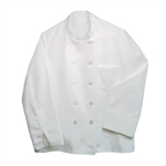 Challenger 550WH-XL Chef Coat Extra Large