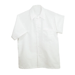 Challenger 430WH-M Cooks Shirt Medium