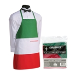 Challenger 877-GWR 2-Pocket Apron 30x25 in.