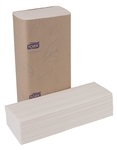 Tork Advanced 2-Ply H2 3-Panel Multifold White Towel