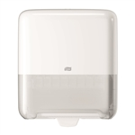 Tork Elevation Matic Hand Towel Roll Dispenser White - 13.2 in x 14.7 in x 8.1 in