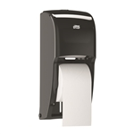 Tork Elevation T26 High Capacity Bath Tissue Roll Black Dispenser