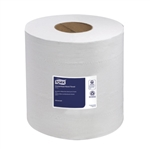 Tork Advanced Hand Towel Center Feed 2 Ply White - 7.6 in. x 590 Ft.