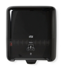 Tork Elevation Matic Hand Towel Roll Dispenser Black - 13.2 in. x 14.7 in. x 8.1 in.