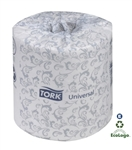 Tork Universal 2 Ply Bath Tissue Roll White - 4.2 in. x 3.75 in.