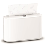 Tork Xpress Countertop Multifold White Towel Dispenser - 13 in. x 9 in. x 5 in.