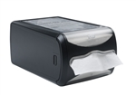 Tork Xpressnap Signature Counter Napkin Dispenser Black - 7.5 in. x 5.7 in. x 12.1 in.