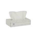 Tork Universal Facial Tissue 2 Ply White Flat Box - 8.2 in. x 7.9 in.