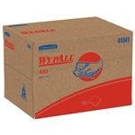 Wypall X80 Blue Wiper Brag Box - 12.5 in. x 16.8 in.