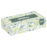 Kleenex Naturals 20 Percent Recycled Facial Tissue - 8.4 in. x 8 in.