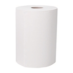 Scott Slim Roll Hard Roll Towels White - 8 in. x 580 Ft.