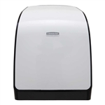 Mod Electronic White Dispenser - 12.66 in. x 16.44 in. x 9.18 in.