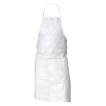 Kleenguard A20 White Apron - 28 in. x 40 in.