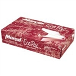 Ecopac Junior Dry Wax Deli Paper White - 7.5 in. x 10.75 in.
