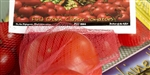 Red Net Fresh Produce Header Bag - 7.5 in. x 24 in.