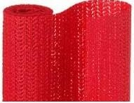Non Slip Liner Red Super Grip Cushioned Case - 36 in. x 60 ft.