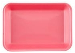 Rose 2 Foam Tray - 8.20 in. x 5.20 in. x 70 in.