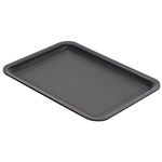 Black Foam Tray - 8.20 in. x 5.70 in. x 0.61 in.