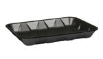 4D Foam Black Tray - 9.5 in. x 7 in. x 1.25 in.